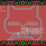 MW illuminated target pcb v1.1 by tician in Member Galleries