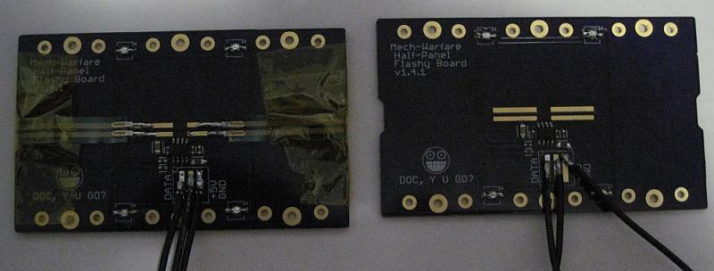MW illuminated target pcb v1.4.1 back by tician in Member Galleries