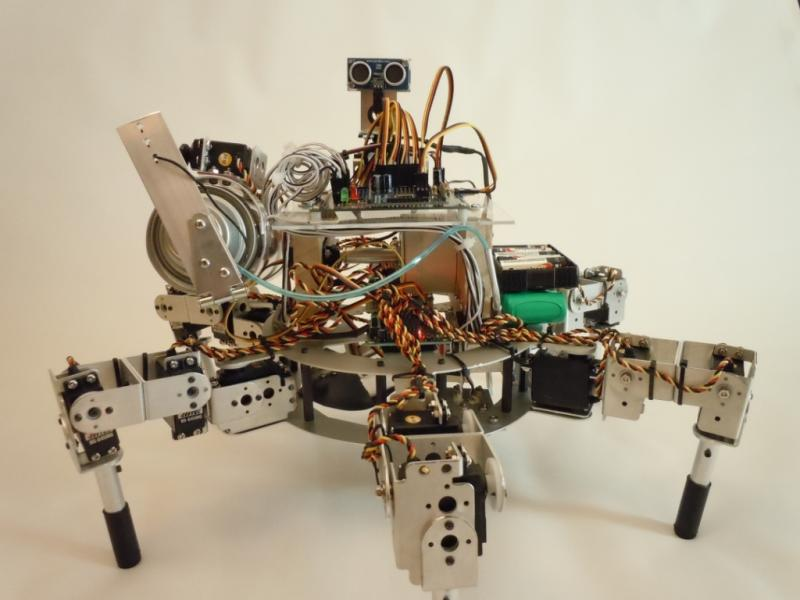 Prospero: Robotic Farmer by Vanmunch in Member Galleries