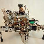 Prospero: Robotic Farmer by Vanmunch in Member Galleries