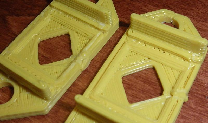 Friction stir welding with ABS plastic by Gertlex in Member Galleries