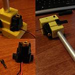 3D printed mount for laser can by Gertlex in Member Galleries