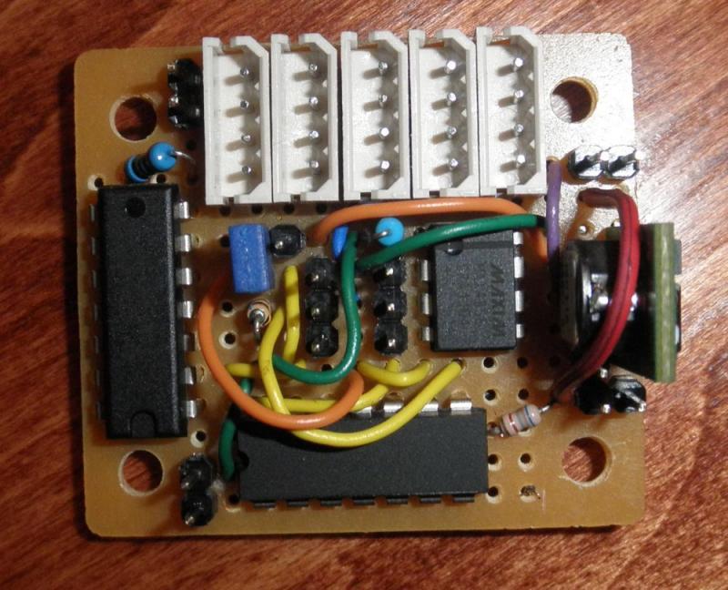 Axon - Dynamixel Interface Board by Gertlex in Member Galleries