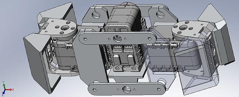Initial CAD work for Twitch by Gertlex in Member Galleries