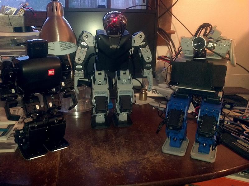 My 3 walkers by Ron in Member Galleries