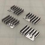 Custom Heat Sinks by jwatte in Member Galleries