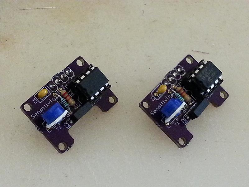 Optical Slide Sensors by jwatte in Member Galleries