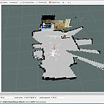 2D room mapping via ROS SLAM by KevinO in Member Galleries