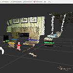 Depth with fake laser scan in ROS by KevinO in Member Galleries
