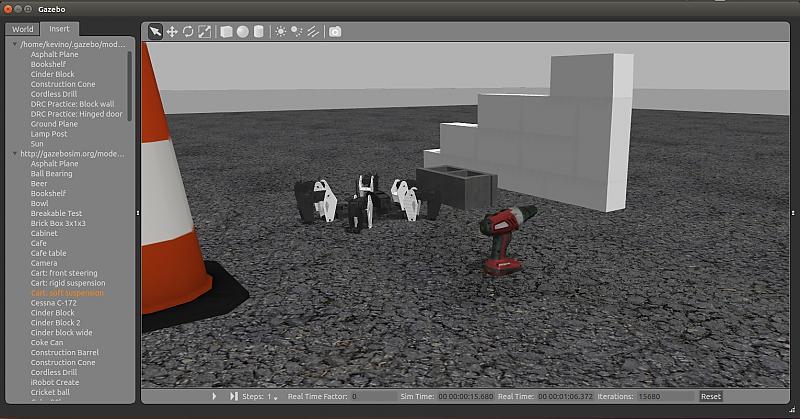 Gazebo Testing by KevinO in Member Galleries