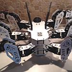 Golem MX-64 4Dof Hexapod by KevinO in Member Galleries