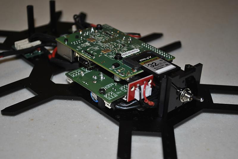 MKII Raspberry Pi Installation by KevinO in Member Galleries